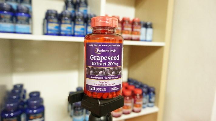 เมล็ดองุ่น,Grapeseed extract