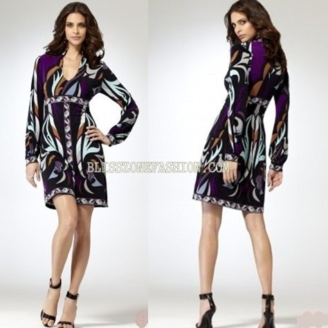 PUC40 Preorder / EMILIO PUCCI DRESS STYLE
