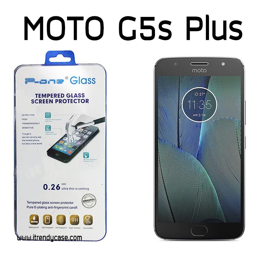 Moto G5s Plus - ฟิลม์ กระจกนิรภัย P-One 9H 0.26m ราคาถูกที่สุด