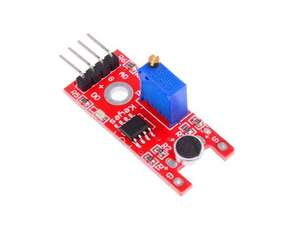Sensitivity Microphone Mic Sound Sensor Module Board For Arduino KY-038