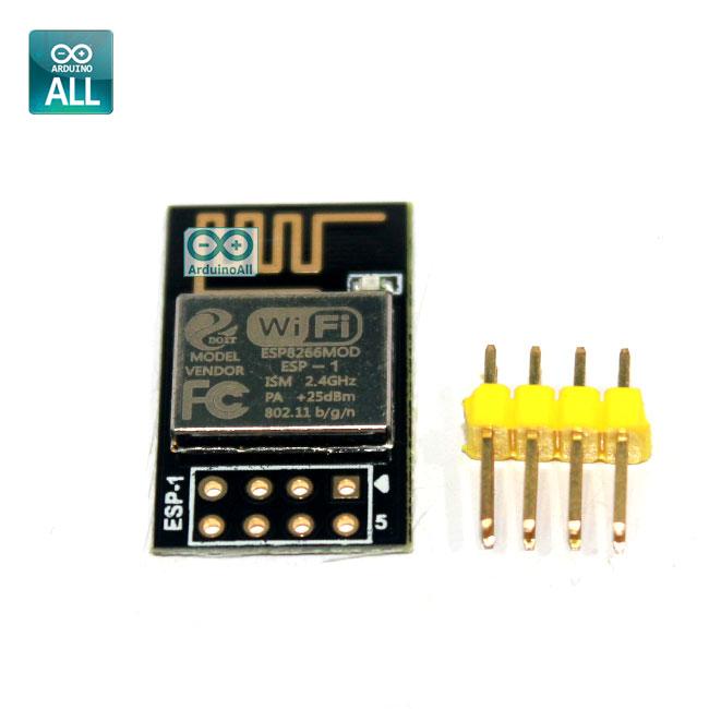 ESP8285 ESP-1 โมดูล Wi-Fi ESP8285 รุ่น ESP-1