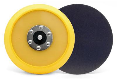 แป้นขัดสี สำหรับเครื่องขัดเคลือบสี แบบ Dual Action (DA)