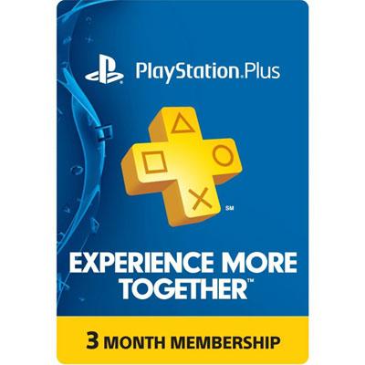 PSN Plus US 3 month ( PlayStation Plus US 3 month )