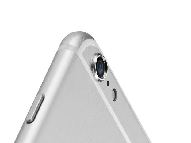 (สีเงิน) Iphone 7 (วัสดุสแตนเลสอย่างดีโดนน้ำได้ไม่ขึ้นสนิม)
