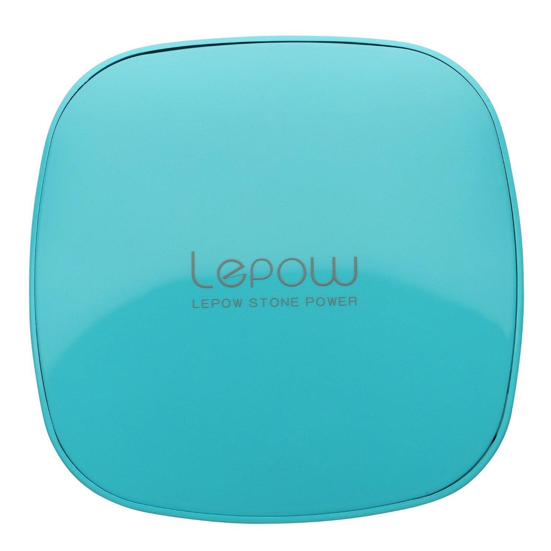 แบตสำรอง Lepow Blue