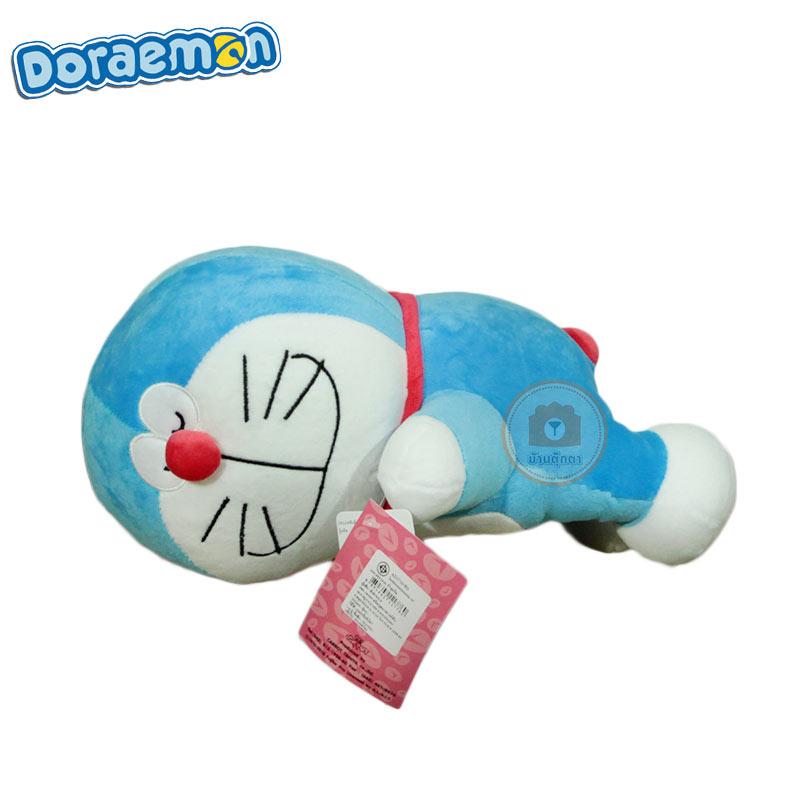 ตุ๊กตา โดเรม่อนนอน นุ่มนิ่ม 15 นิ้ว