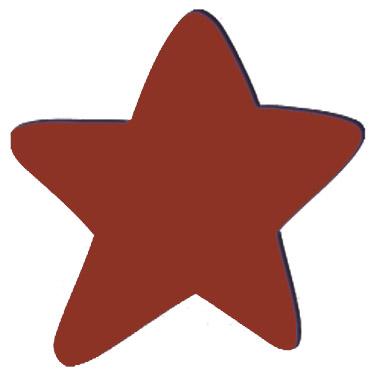 สีแดงสนิม Rusty Red สีอะคริลิคสำหรับงานศิลปะ เพ้นท์ เดคูพาจ Acrylic Color สูตรน้ำ