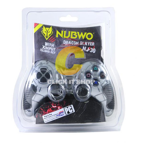 JoyStick Analog 'NUBWO' NJ-030 - Silver
