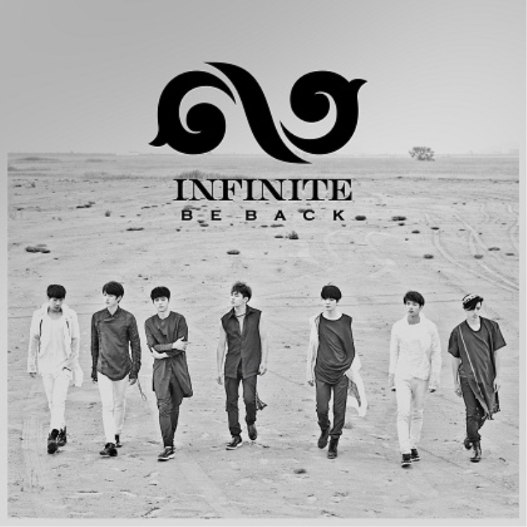 [Pre] Infinite : 2nd Album Repackage - Be Back