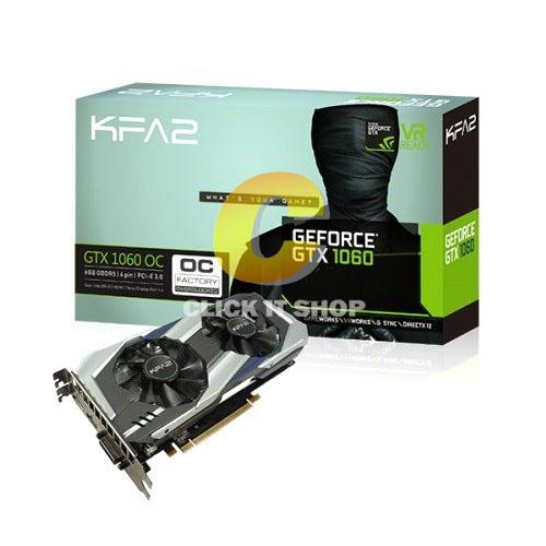 VGA GALAX GTX1060 OC 3GB DDR5 192 BIT