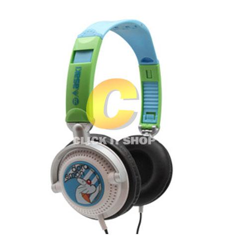 Small Talk Headphone 'asaki' (A-DME21) White