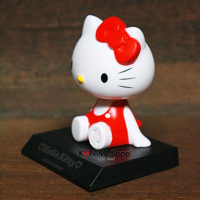 ตุ๊กตาส่ายหัว Kitty วางในรถยนต์ หรือ ตู้โชว์ สวย น่ารัก
