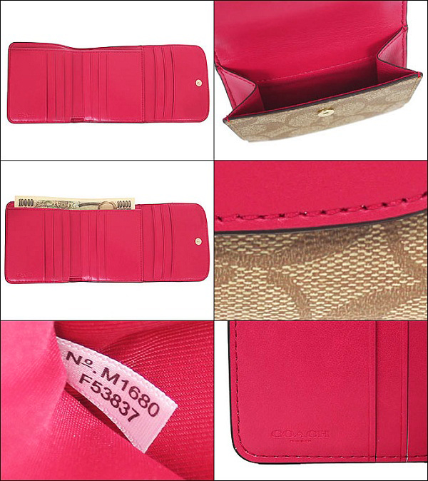 Image result for coach 53837 bright pink