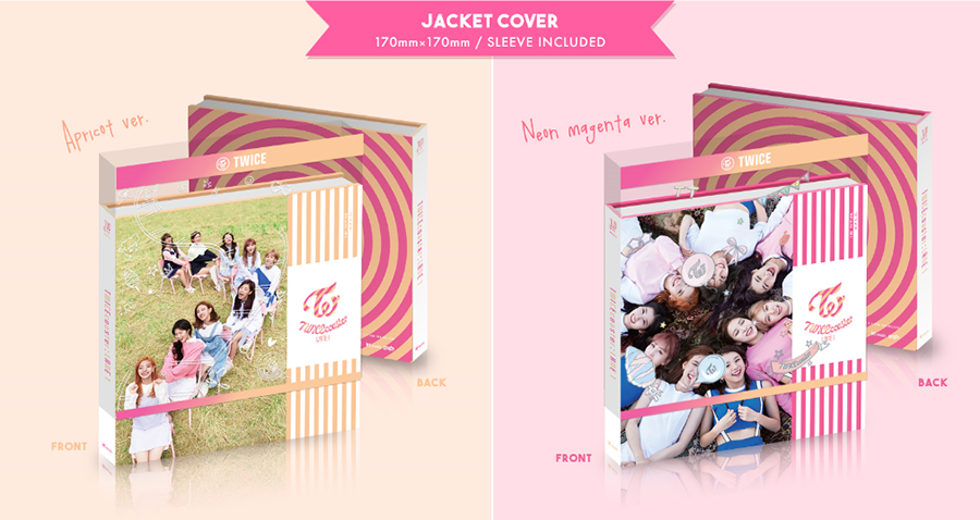 [Pre] TWICE : 3rd Mini Album - TWICEcoaster Lane 1 (Random Ver.) +Poster