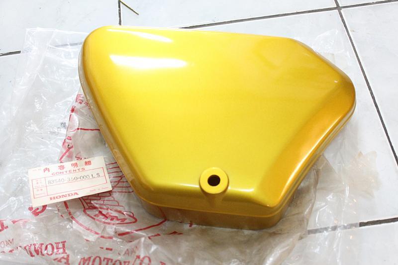 ฝากระเป๋า แท้ใหม่ ข้างขวา Honda S110