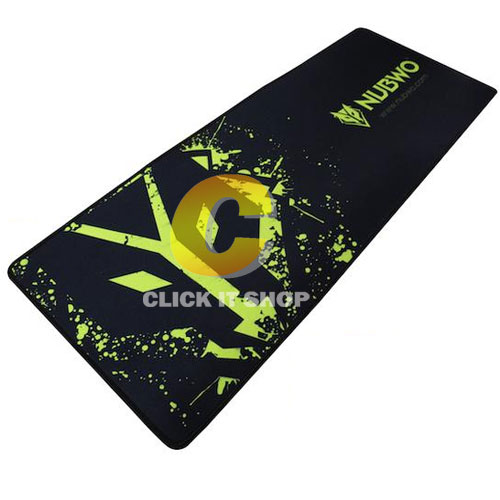 Mouse PAD (แบบผ้า) NUBWO NP09 Speed