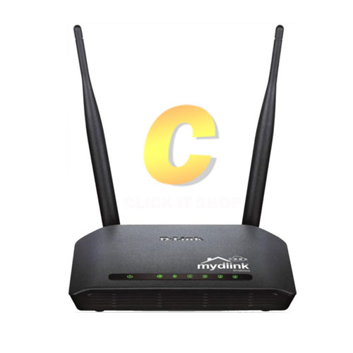 Router D-LINK (DIR-605L) Wireless N300