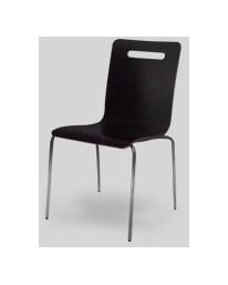 เก้าอี้วีเนียร์ สีดำ สไตล์โมเดิร์น สำหรับร้านอาหาร ร้านกาแฟ (คุณภาพระดับแบรนด์ชั้นนำ)