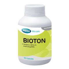 Bioton (50 เม็ด) วิตามินรวมและเกลือแร่