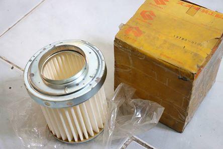 ไส้กรอง แท้ใหม่ Suzuki K125