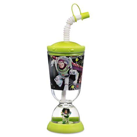 z Toy Story Snowglobe Tumbler with Straw