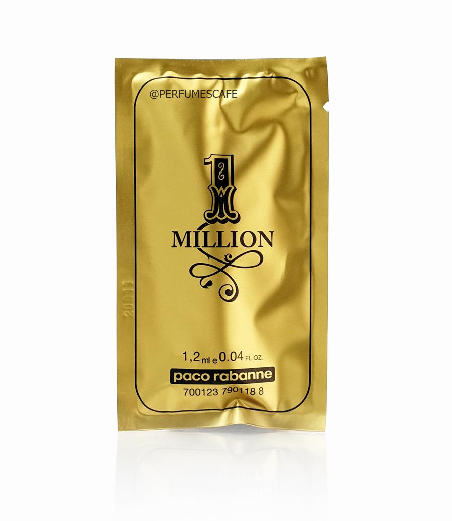 น้ำหอม Paco Rabanne 1 Million EDT ขนาดทดลอง 1.2 ml