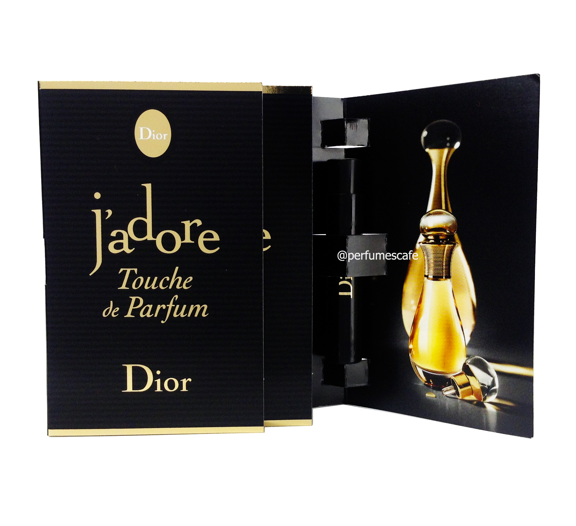Dior J'adore Touche de Parfum ขนาดทดลอง 1ml.