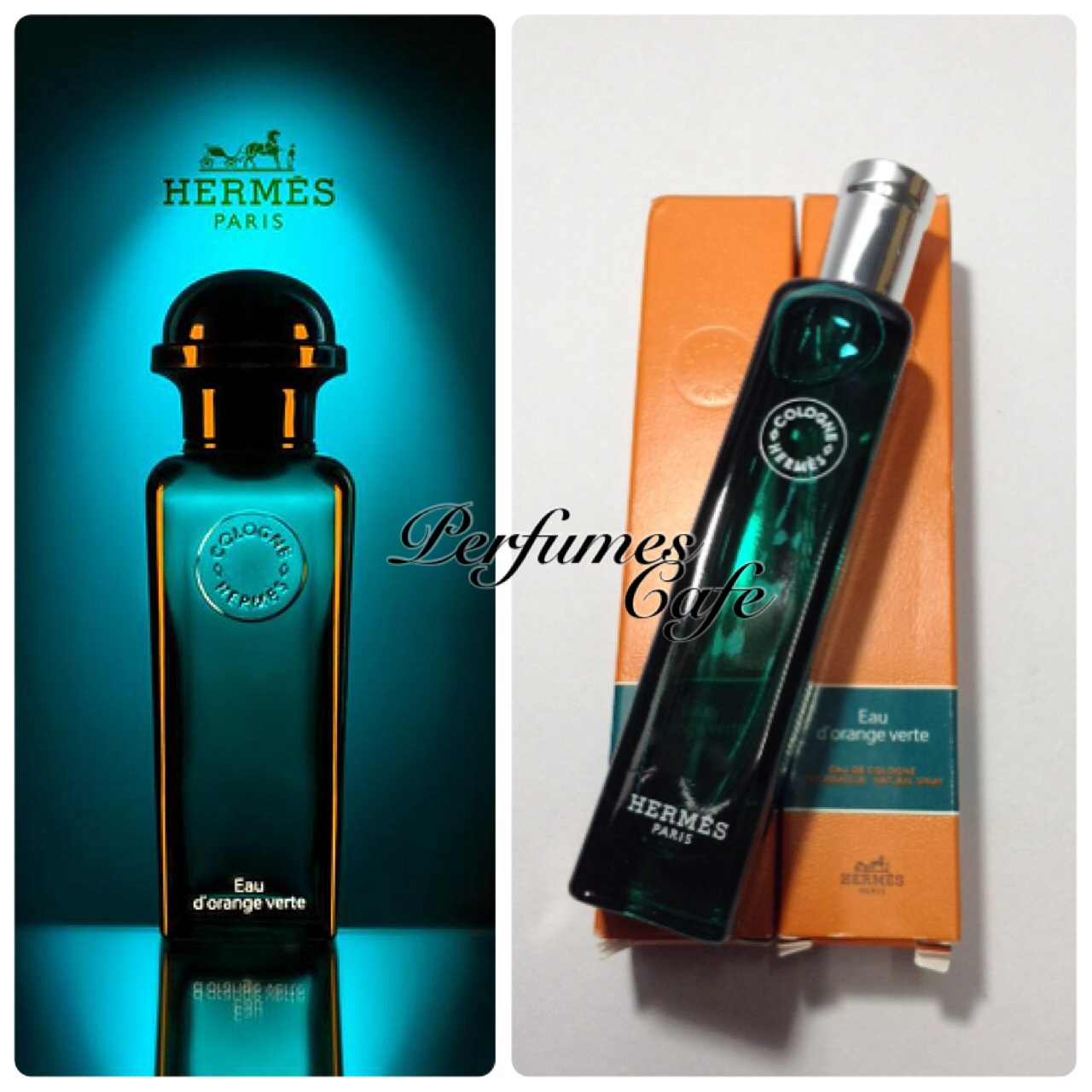 Hermes Eau d' orange verte Eau de Cologne spray ขนาด 15 มิล