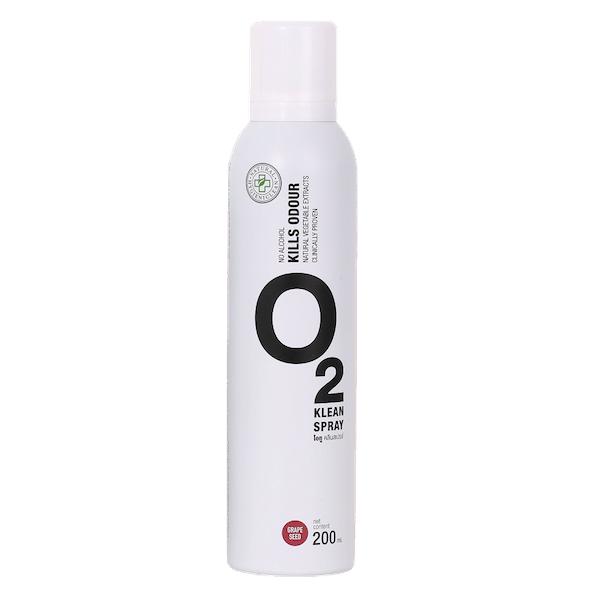 O2 Klean Spray สเปรย์น้ำยาทำความสะอาดของใช้ของเล่น และกำจัดกลิ่นไม่พึงประสงค์ ขนาด 200 ml