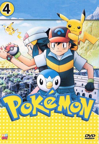 Pokemon Season 4 V2D 6 Disc พากษไทย