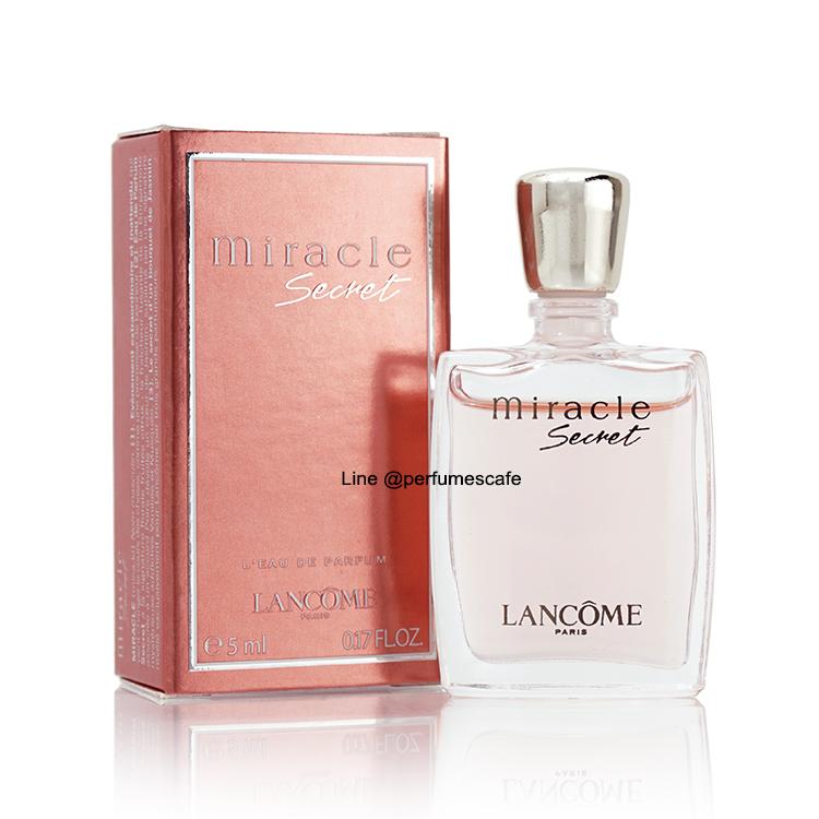 น้ำหอม Lancome Miracle Secret Eau de Parfum ขนาด 5ml แบบแต้ม