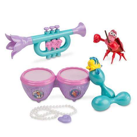 zThe Little Mermaid Deluxe Music Set ของแท้ นำเข้าจากอเมริกา