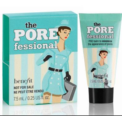 **พร้อมส่งค่ะ+ ซื้อ 1แถม 1** Benefit The Pore Fessional 7.5ml.