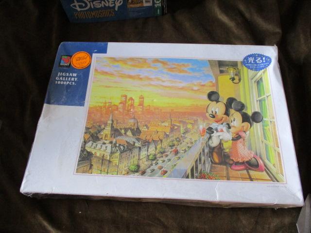 จิ๊กซอว์ 1,000 ชิ้น Mickey mouse