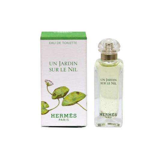 Hermes Un Jardin Sur Le Nil Eau de Toilette ขนาดทดลอง 7.5ml แบบแต้ม
