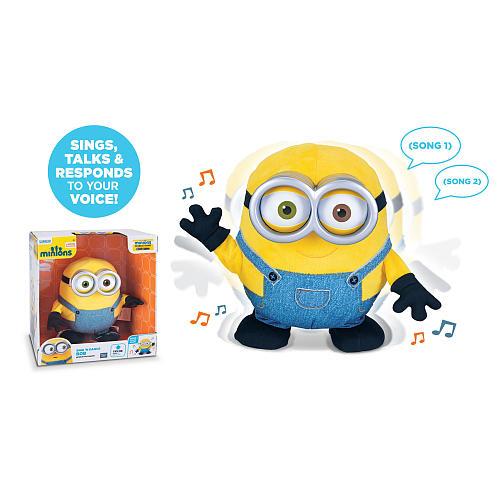 Minions Movie Sing and Dance Bob ของแท้ นำเข้าจากอเมริกา