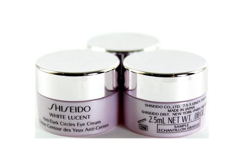 Shiseido White lucent Anti-Dark Circle Eye Cream