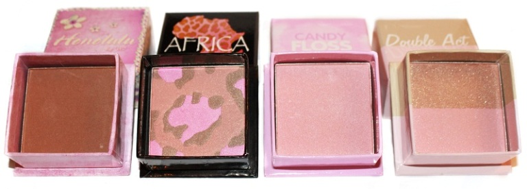 W7 Double Act Bronzer and Blusher