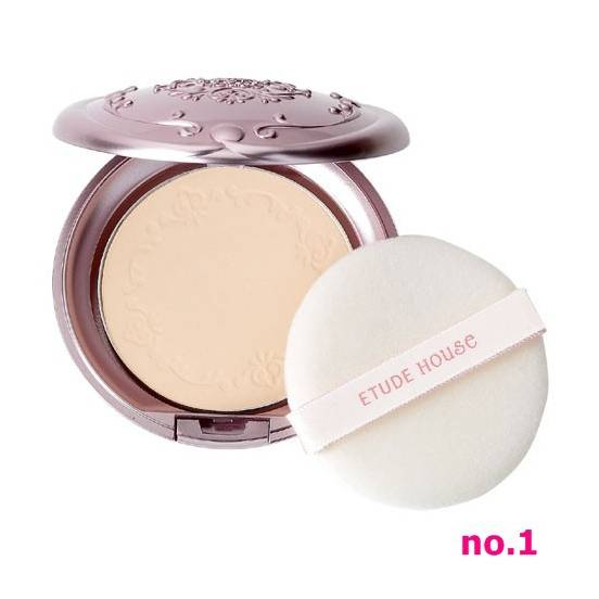 Etude Secret Beam Powder Pact #1 ผิวขาว