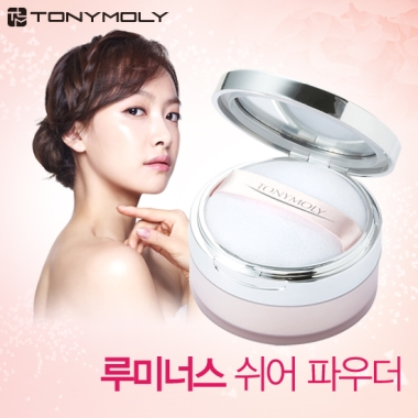 TONYMOLY Luminous Perfume Face Powder