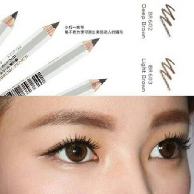 Shiseido Eyebrow Pencil NO. 2 DARK BROWN