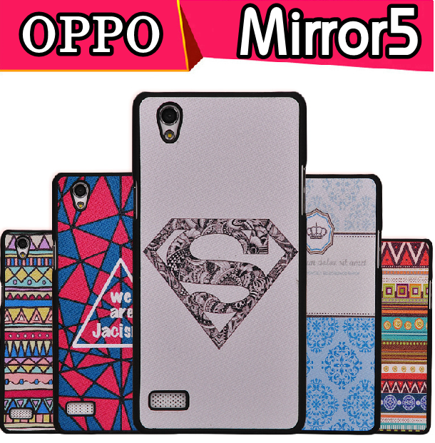 เคสOppo Mirror5 ,a51f -GView Metal 3D case [Pre-Order]