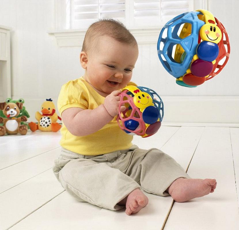 ของเล่นฝึกกล้ามเนื้อมัด Baby Einstein