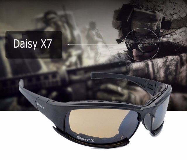 แว่นตา Daisy X7