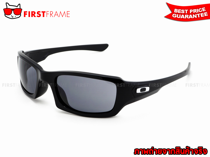 แว่นกันแดด OAKLEY OO9214-01 FIVES SQUARED (ASIAN FIT) LIMITED EDITION 1