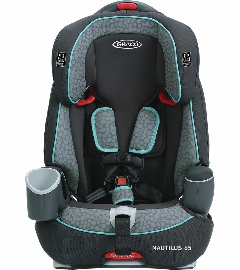 Graco Nautilus 3-in-1 Car Seat, SULLY