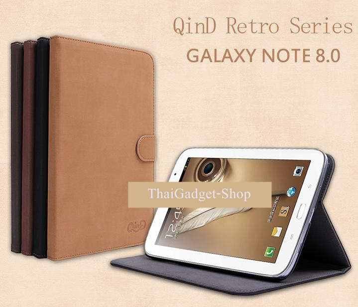 เคส Samsung Galaxy Note 8.0 (Retro Smart Series) ตรงรุ่น