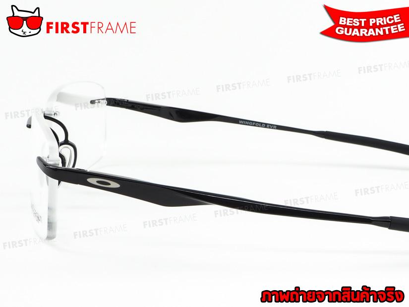 แว่นสายตา OAKLEY OX5118-02 WINGFOLD EVR Titanium 4