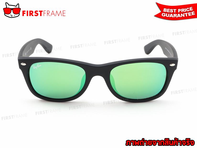 แว่นกันแดด RayBan RB2132F 622/19 NEW WAYFARER 2