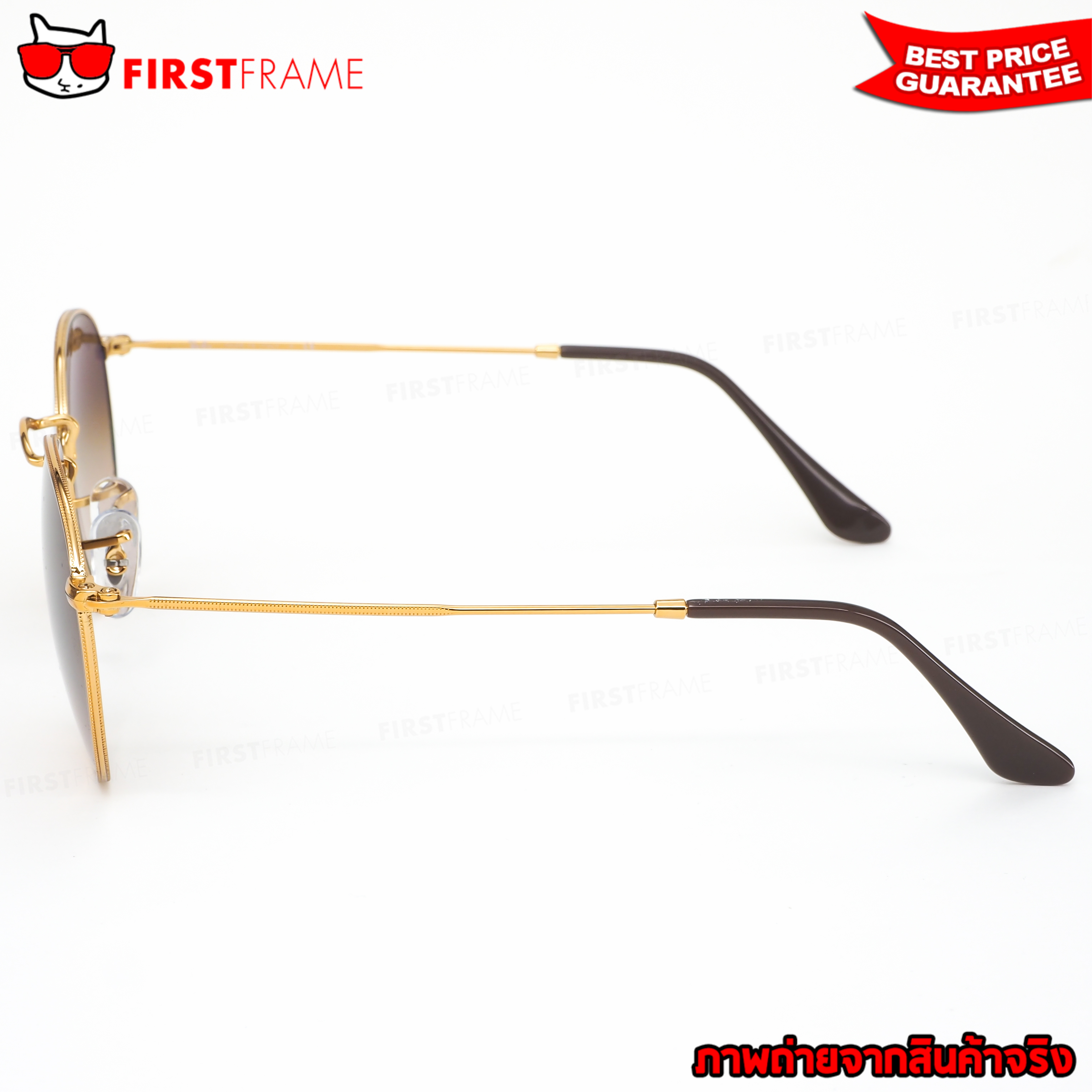 RayBan RB3447 9001A5 ROUND METAL 4